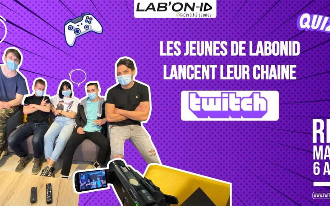 Les Missions Locales partent en live sur Twitch
