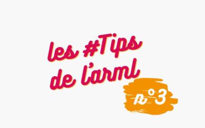 Les #Tips de l'ARML : adopter une démarche Zéro Déchet