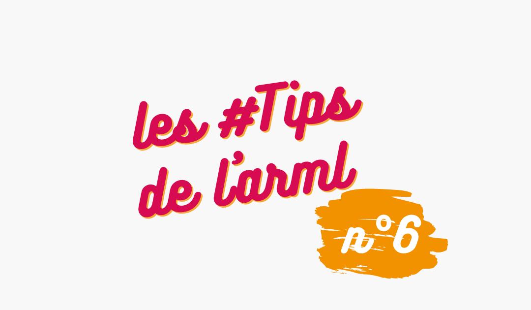 tips #6
