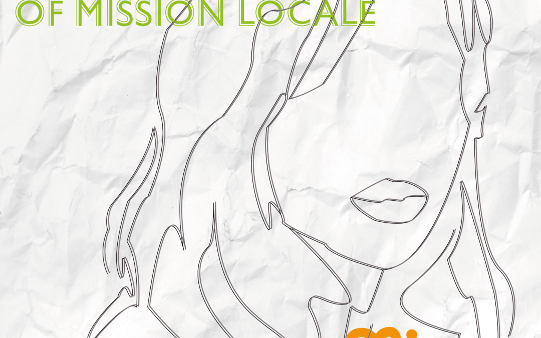 Humans of Mission Locale : Lisa
