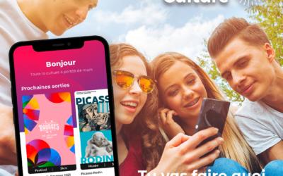pass Culture : l'app des 18ans